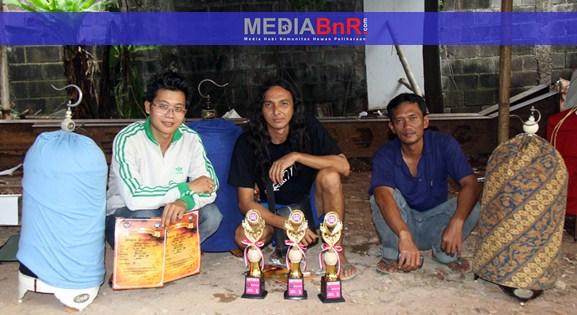 Bontot Menawan, P Jagakarsa-Srikandi Dobel Winner