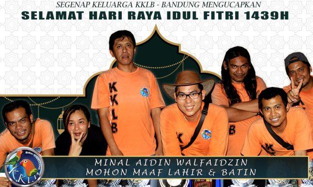 Ade Yehezkiel KKLB – Bandung