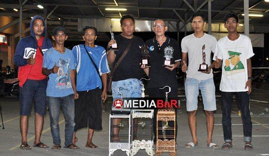 Raup 1.476 Kontestan, Yuki Hatrik, Nyi Iteung dan Predator Lanjut Ke Piala Dandenpom Jaya