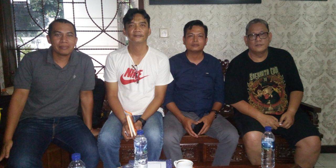 Kunjungan Dispora Tanjung Pinang