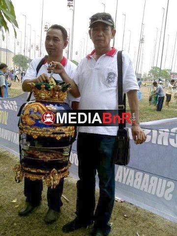 """Produk GRAND MASTER Sby """"SAKERA"""" Juara ASEAN CUP 2017"""