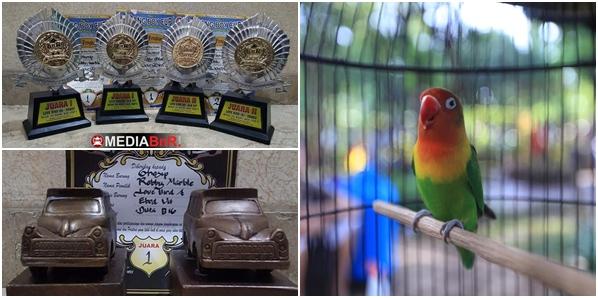 Menang di Piala Oplet, Love Bird Ghosip Lanjut ke Soeharto Cup