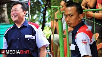 luckyto bendahara bnr indonesia-aries margono ketua bnr jabodetabek