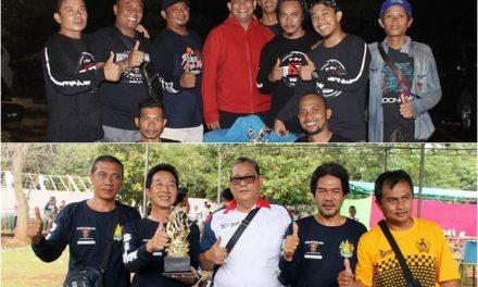New Comer, Bagaspati & Yakuza Gebrak  di Murai Batu Champion 3