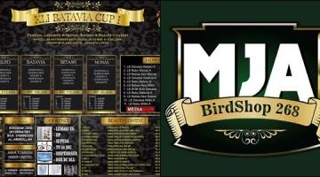 mja birdshop 268 batavia cup KLI