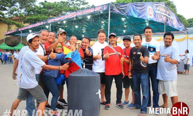 MB Bongkar & Anak Mami Bawa Mr. Joss Team Ke Tangga Jawara