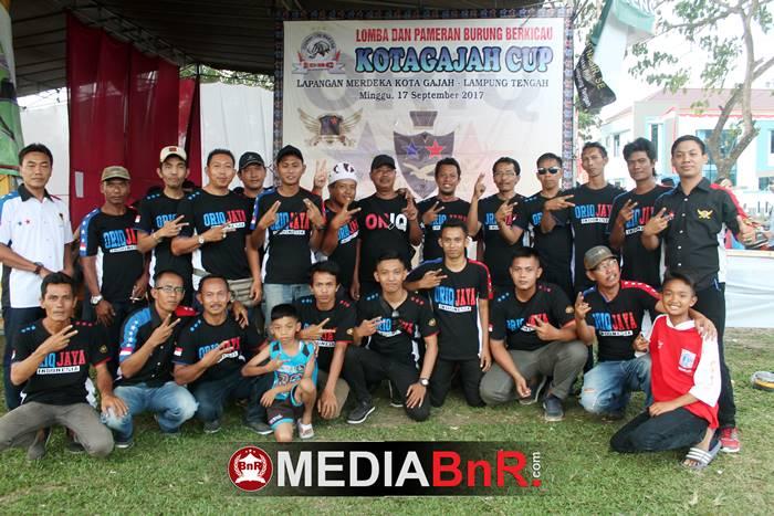 1002 Peserta Ramaikan Event Kota Gajah Cup