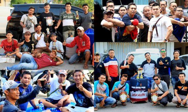 Keseruan Perang Bintang di BnR Pasar Bersih Hadirkan Juara Handal
