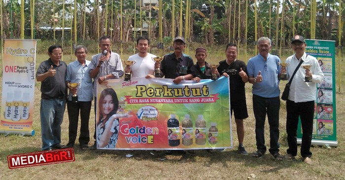 "Satria Muda ""come back"", Peserta Golden Voice Cup Meluber"