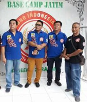 BnR Surabaya Berangkat