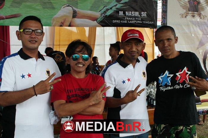 pengurus Oriq Jaya Indonesia Lampung