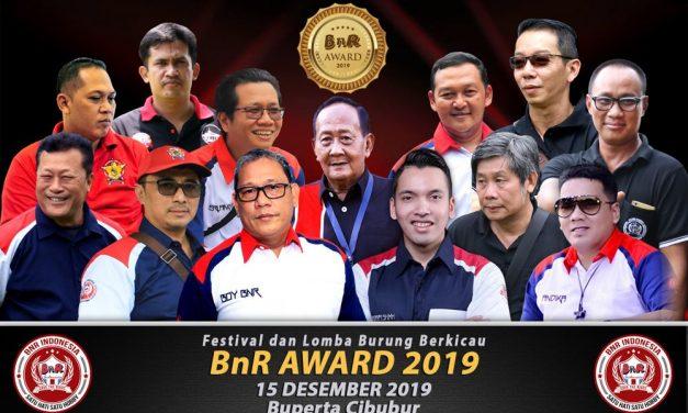 BnR AWARD 15 DESEMBER 2019