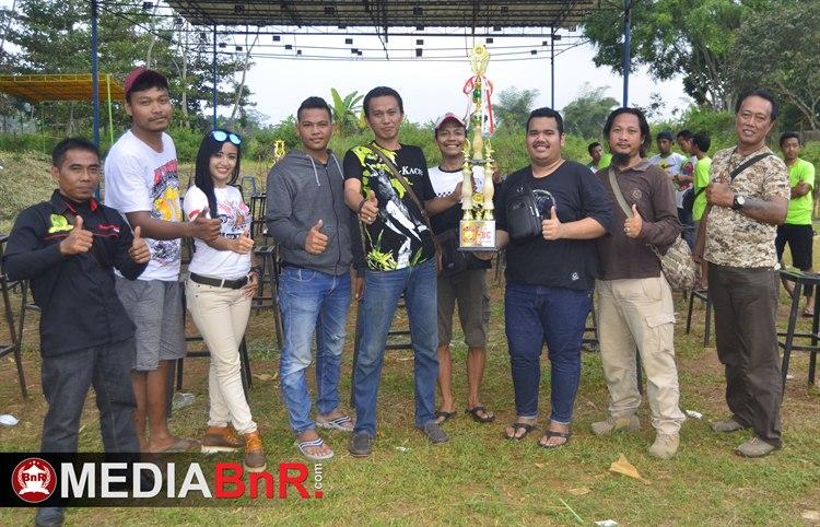 Zaura SF dan Duta DPRD Cup Semarang Libas Tahta Juara Umum
