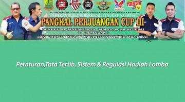 peraturan pangkal perjuangan cup 3