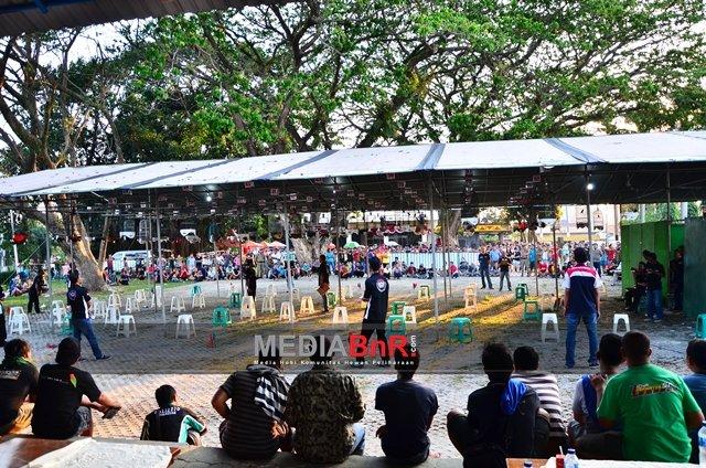 Sukses, 1380 Burung Memadati M. Ridho Ficardo Cup Lampung