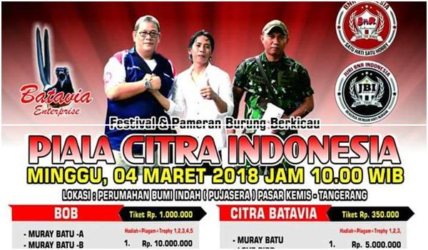 Usai Jayakarta Cup, Terbitlah Piala Citra Indonesia