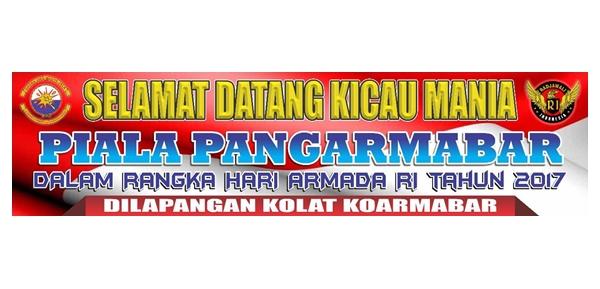 Selamat Datang Kicaumania Di Piala Pangarmabar