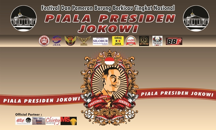 Pukul 08.00 WIB Piala Presiden Jokowi Dimulai