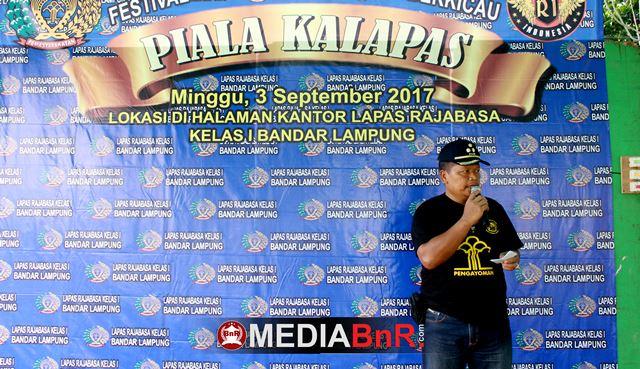 Di Hadiri 893 Peserta Kalapas Cup Lampung Akan Jadi Agenda Tahunan Dan Siap Manjakan Kicau Mania Lampung