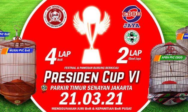 PRESIDEN CUP 21 MARET 2021