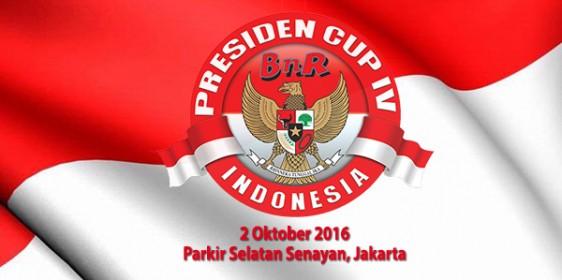 presiden cup IV 2016 bnr