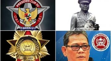 presiden cup, bnr award, soeharto cup, bang boy cup