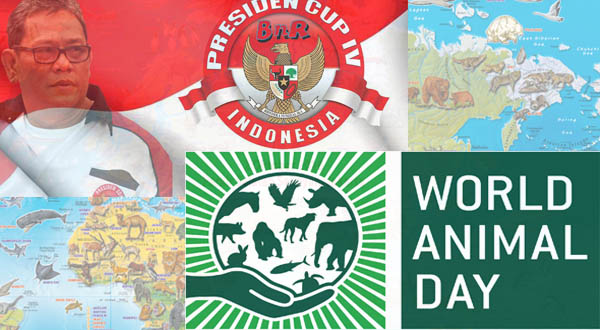 Presiden Cup IV Bersama Hari Fauna Sedunia