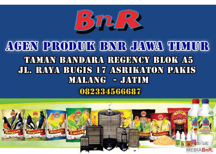 Produk BnR Untuk Jatim