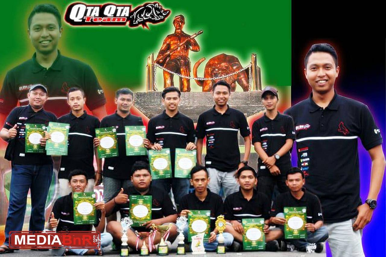 8 April 2018, 2nd Anniversary QTA-QTA TEAM
