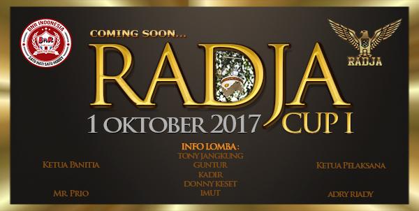 RADJA Cup 1 Oktober 2017