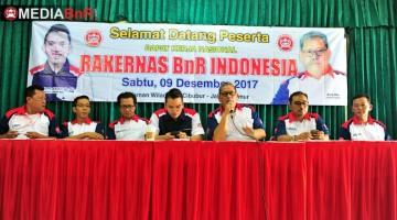 rakernas bnr indonesia 2017