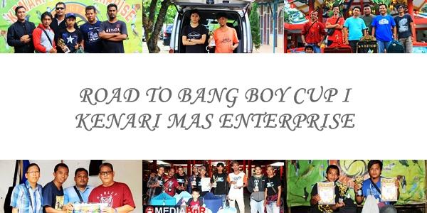 Bang Boy Bersama Kenari Mas : Excavator Sikat Kelas Utama, Jimat Jawara Lawas Tampil Edan