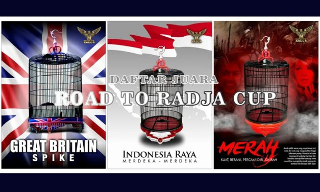 Daftar Juara Road To Radja Cup (12/8/2018)