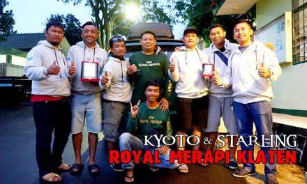KAGUM CUP 1 : KYOTO & STARLING STABIL DITANGGA JUARA