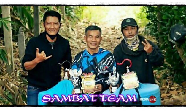 Di Launching BnR Jatinangor Sambat Team Bersinar Lewat Boomerang dan Kencana, Bintang Double Winner