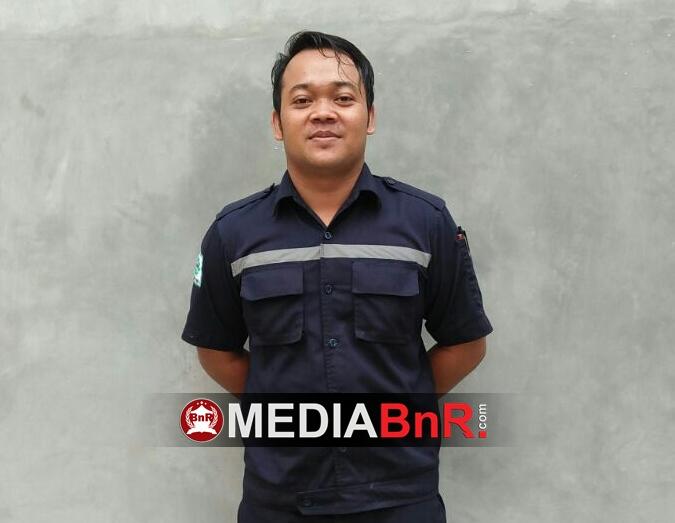 Didik Komoro - Sekretaris BnR Jayapura