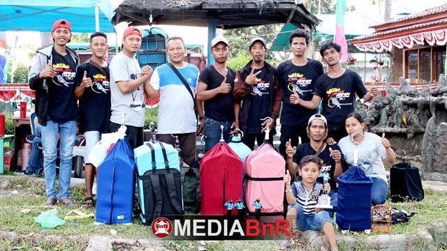 selain selalu meramaikan kelas ciblek disetiap event Ciblek Mania Lampung juga selalu borong prestasi