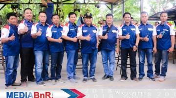seluruh pengurus BnR Sidoarjo bersama DPC dan DPD Jatim