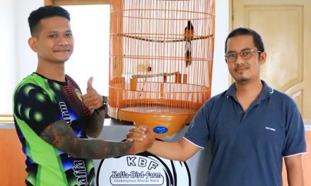 MB Rencong Masuk Penangkaran, KBF Bogor Siap Hasilkan Trah Juara