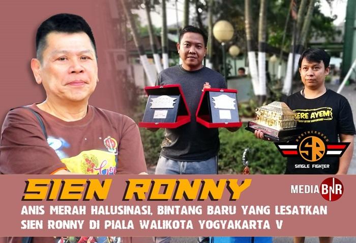 Anis Merah Halusinasi, Bintang Baru Yang Lesatkan Sien Ronny Di Piala Walikota Yogyakarta V