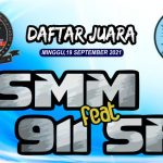 Daftar Juara SMM FEAT 911 SF (20/9/2022)