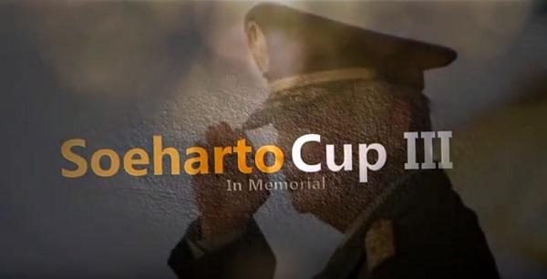 H. M. Soeharto Cup III – Yogyakarta 2016 (Video)