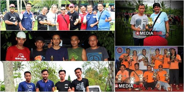 Soeharto Cup IV : Satukan Kicau Mania Nusantara Di Borobudur