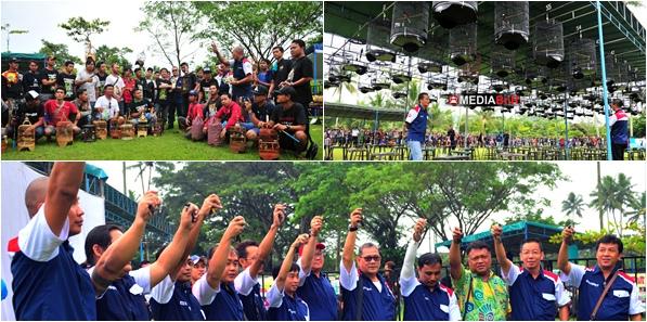 BnR Menoreh Prestasi di Borobudur
