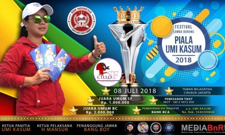 "Daftar Juara BnR Kampung Burung ""Road Umi Kasum Cup 1"""