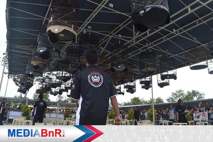 suasana lomba BnR Semarang Cup