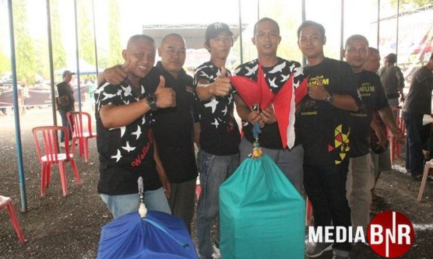 ZK, Qiu Qiu & Urat Nadi, Big Bos Memukau Di Bird Champion Palembang