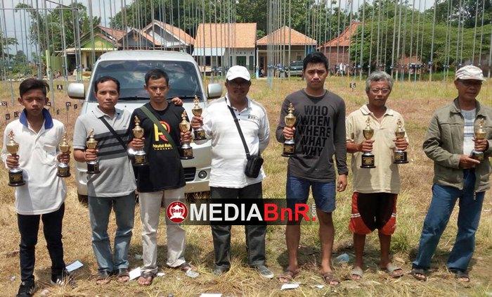 Janoko Jadi Raja, Team Perkutut Rakyat Semarang Dominasi Kejuaraan