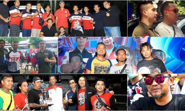 707 SF dan SGN Team raih Juara Umum, MB JOKER KAW Team Terbaik BOB di TJ CUP