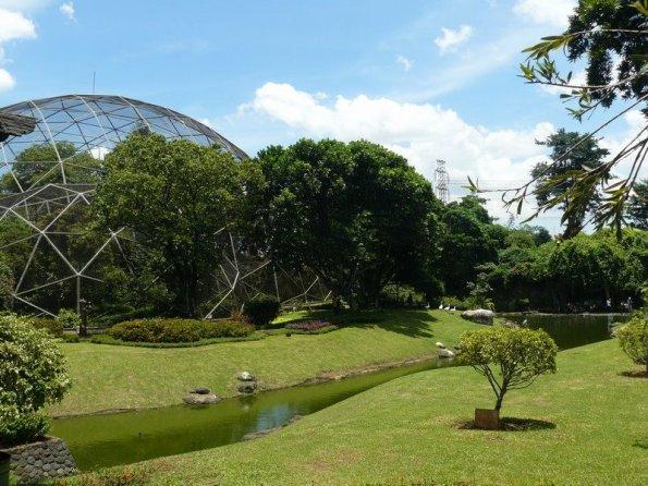 Sekretariat BnR Indonesia di Taman Burung Taman Mini